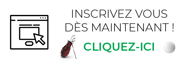 Inscription Golf